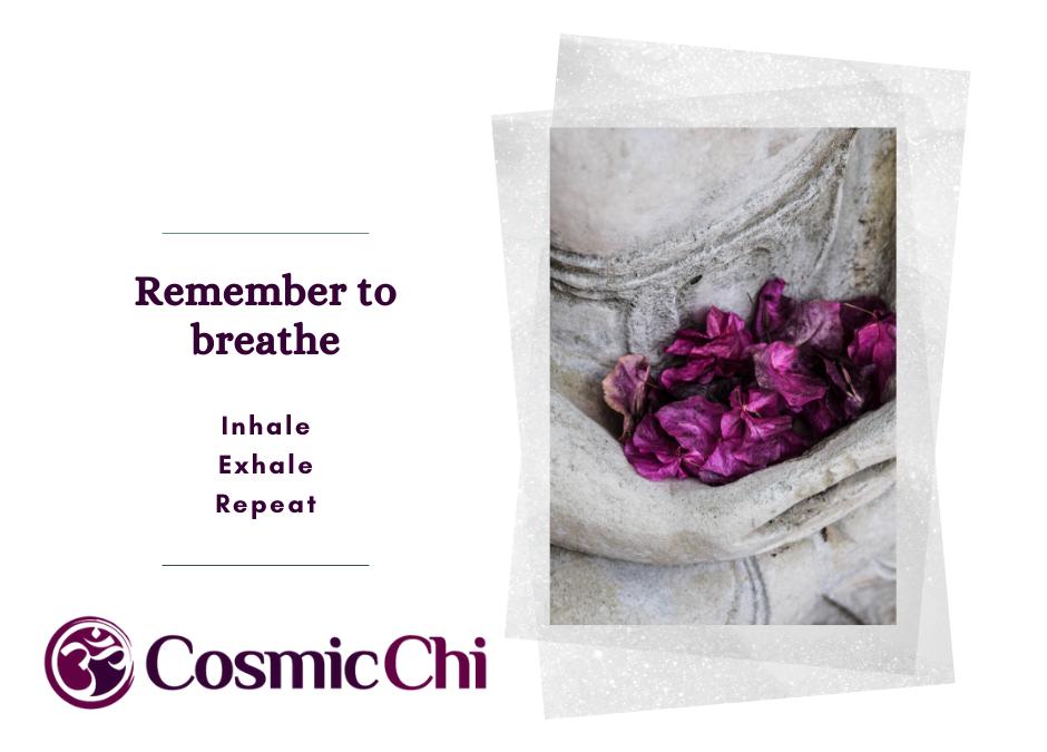 Je ademhaling inzetten tegen druk, angst en paniek