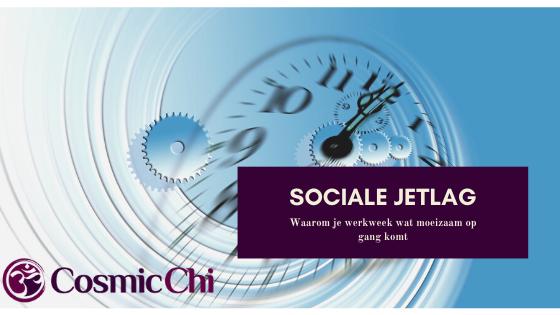 Sociale Jetlag