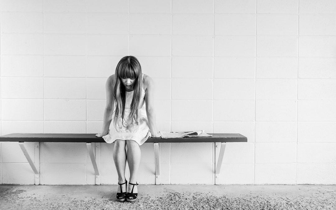 Depressie en de buik
